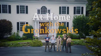 Mobile Strike TV Spot, 'At Home With the Gronkowskis: Episode Three' - Thumbnail 1