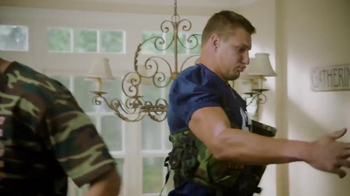 Mobile Strike TV Spot, 'At Home With the Gronkowskis: Episode Three' - Thumbnail 6