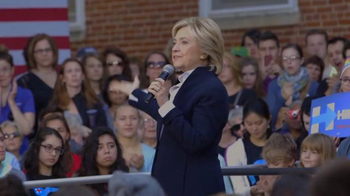 Hillary for America TV Spot, 'Stood Strong' - 1 commercial airings