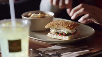 Panera Bread Clean Pairings Menu TV Spot, 'Cyclist' - Thumbnail 1