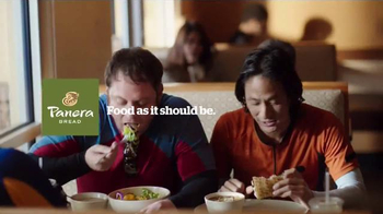 Panera Bread Clean Pairings Menu TV Spot, 'Cyclist' - Thumbnail 8
