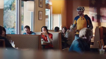 Panera Bread Clean Pairings Menu TV Spot, 'Cyclist'