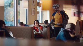 Panera Bread Clean Pairings Menu TV Spot, 'Cyclist' - Thumbnail 4