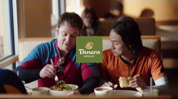 Panera Bread Clean Pairings Menu TV Spot, 'Cyclist' - Thumbnail 7