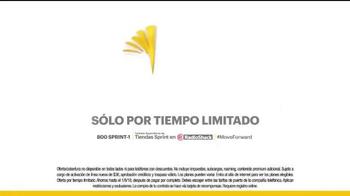 Sprint 4G LTE TV Spot, 'Mejor por menos' [Spanish] - Thumbnail 9
