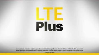 Sprint 4G LTE TV Spot, 'Mejor por menos' [Spanish] - Thumbnail 2