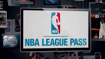 NBA League Pass TV Spot, 'Exciting NBA Action' - Thumbnail 1