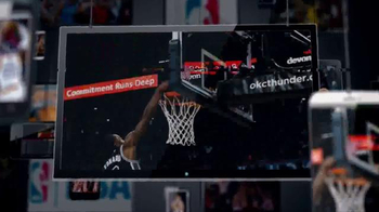 NBA League Pass TV Spot, 'Exciting NBA Action' - Thumbnail 5