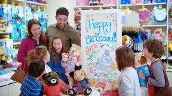 Build-A-Bear Workshop TV Spot, 'Disney Channel: Your Story' - 118 commercial airings