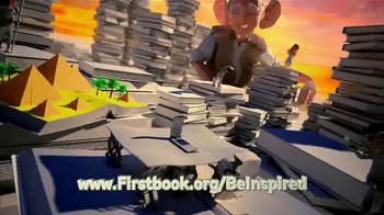 First Book TV Spot, 'ABC: Share the Magic of Storytelling' - Thumbnail 7