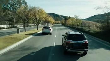 2016 GMC Terrain Denali TV Spot, 'Side Blind Zone Alert' - Thumbnail 3