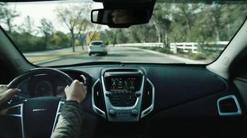 2016 GMC Terrain Denali TV Spot, 'Side Blind Zone Alert' - Thumbnail 5