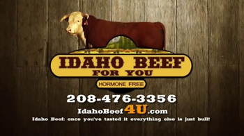 Idaho Beef TV Spot, 'Ranch-Raised Beef' - Thumbnail 10