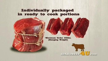 Idaho Beef TV Spot, 'Ranch-Raised Beef' - Thumbnail 6