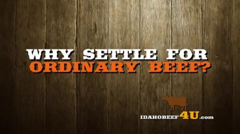 Idaho Beef TV Spot, 'Ranch-Raised Beef' - Thumbnail 8