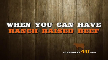 Idaho Beef TV Spot, 'Ranch-Raised Beef' - Thumbnail 9