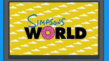 SimpsonsWorld.com TV Spot, 'Simpsons TV' - Thumbnail 6