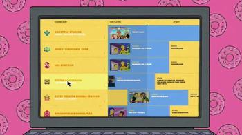 SimpsonsWorld.com TV Spot, 'Simpsons TV' - Thumbnail 3