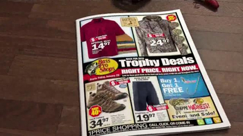 Bass Pro Shops Trophy Deals TV Spot, 'Target Ammo, Camo and Spinning Combo' - Thumbnail 3