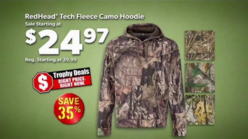 Bass Pro Shops Trophy Deals TV Spot, 'Target Ammo, Camo and Spinning Combo' - Thumbnail 7