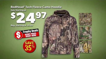 Bass Pro Shops Trophy Deals TV Spot, 'Target Ammo, Camo and Spinning Combo' - Thumbnail 8