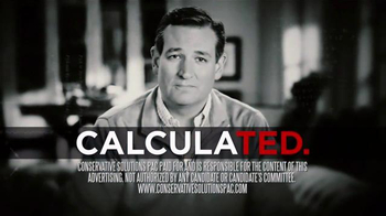Conservative Solutions PAC TV Spot, 'Calculated: Ted Cruz' - Thumbnail 9