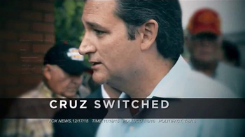 Conservative Solutions PAC TV Spot, 'Calculated: Ted Cruz' - Thumbnail 2