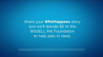 Bissell TV Spot, 'Pet Happens: Frosting' - Thumbnail 8
