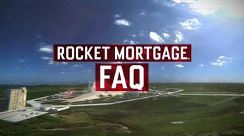 Quicken Loans Rocket Mortgage TV Spot, 'FAQ #5: Average' - Thumbnail 2