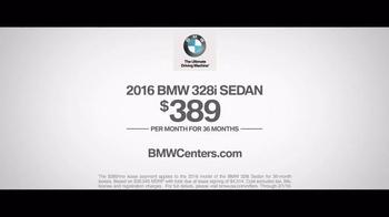 2016 BMW 3 Series TV Spot, 'Priorities' - Thumbnail 10