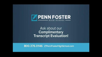 Penn Foster TV Spot, 'Transcript Evaluation' - Thumbnail 9
