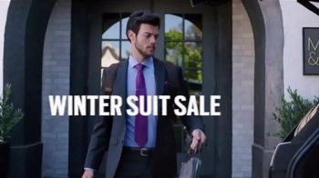Men's Wearhouse Winter Suit Sale TV Spot, 'Resolutions' - 901 commercial airings