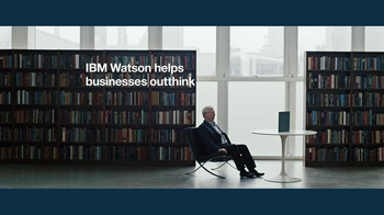 IBM Watson TV Spot, 'Richard Thaler + IBM Watson on Behavioral Economics' - Thumbnail 8
