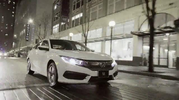 The Honda New Year Roll Out TV Spot, 'The 2016 Civic' - Thumbnail 2