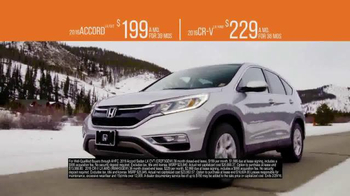 The Honda New Year Roll Out TV Spot, 'The 2016 Civic' - Thumbnail 8