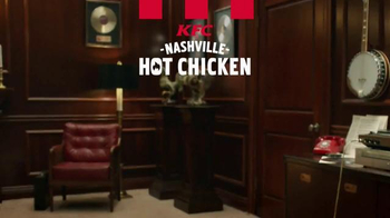KFC Nashville Hot Chicken TV Spot, 'Hot' - Thumbnail 1