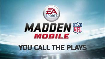 Madden NFL Mobile TV Spot, 'Seattle Seahawks vs. Carolina Panthers' - Thumbnail 1