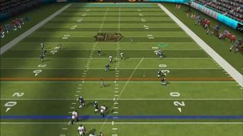 Madden NFL Mobile TV Spot, 'Seattle Seahawks vs. Carolina Panthers' - Thumbnail 2