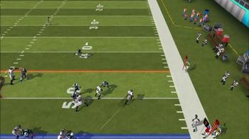 Madden NFL Mobile TV Spot, 'Seattle Seahawks vs. Carolina Panthers' - Thumbnail 4