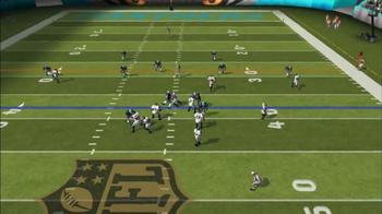 Madden NFL Mobile TV Spot, 'Seattle Seahawks vs. Carolina Panthers' - Thumbnail 5