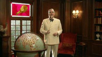 KFC Nashville Hot Chicken TV Spot, 'Map' Featuring Norm Macdonald