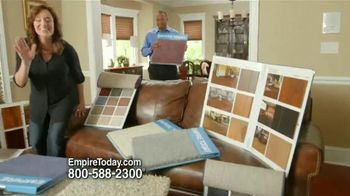 Empire Today 60% Off Sale TV Spot, 'New Floors' - 1256 commercial airings