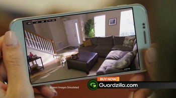 Guardzilla TV Spot, 'Is Your Home Safe?' - Thumbnail 4