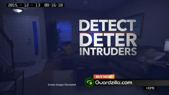 Guardzilla TV Spot, 'Is Your Home Safe?' - Thumbnail 6