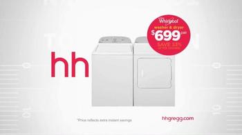 h.h. gregg TV Spot, 'Savings on Appliances' - Thumbnail 3