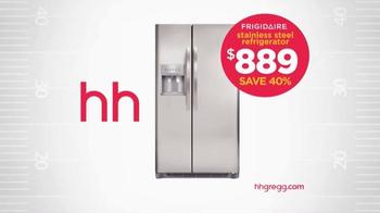 h.h. gregg TV Spot, 'Savings on Appliances' - Thumbnail 4