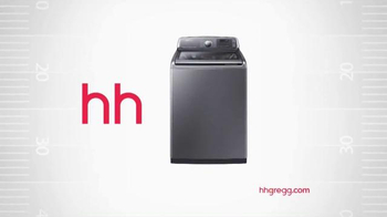h.h. gregg TV Spot, 'Savings on Appliances' - Thumbnail 6