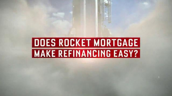 Quicken Loans Rocket Mortgage TV Spot, 'FAQ #8 Easy' - Thumbnail 4