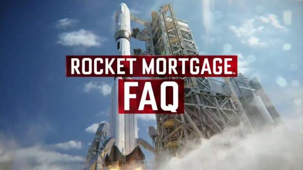 Quicken Loans Rocket Mortgage TV Commercial, 'FAQ #4 Minutes'