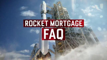 Quicken Loans Rocket Mortgage TV Spot, 'FAQ #4 Minutes' - Thumbnail 2